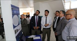 Faculty of Engineering in cooperation with the Center for Training and follow-up graduates assess the effectiveness of the design day