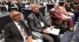 University of Kufa participates in an international scientific conference in the Hashemite Kingdom of Jordan