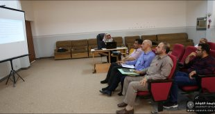 University of Kufa organizes workshops for graduate students