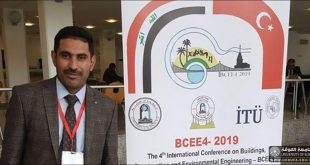 The University of Kufa participates in the 4th International Conference on Building, Construction and Environment Engineering in Istanbul