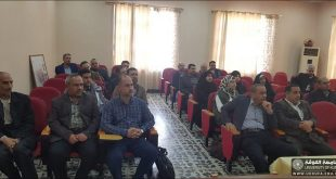 University of Kufa held a workshop on the courses system