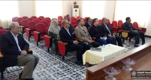 University of Kufa holds a Symposium on Curricula and Application of Environmental Engineering