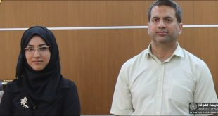 فريق بحثي من جامعة الكوفة وجامعة فردوسي الايرانية ينشر بحثا علميا حول التربة الرميلة في احدى دور النشر العالمية