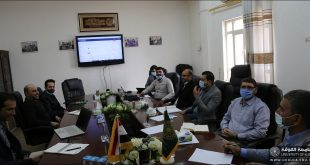 The Faculty of Engineering, University of Kufa organizes a workshop on electronic evaluation