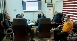 The College of Engineering at the University of Kufa chairs a meeting of the Supreme Committee to oversee the updating of Iraqi codes
