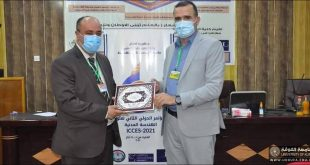 A lecturer from the Faculty of Engineering, University of Kufa, assigned as a chairman of the Roads topic Committee at the Qadisiyah University Conference