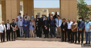 The College of Engineering, University of Kufa hosts the first virtual short film festival for university students