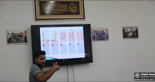 جامعة الكوفة تنظم حلقة نقاشية لطلبة الدراسات العليا
